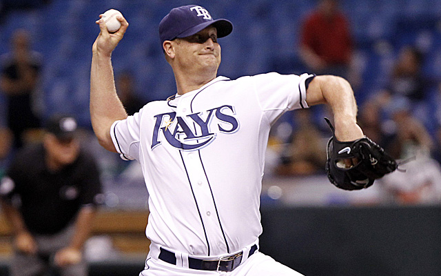 MLB: San Diego Padres at Tampa Bay Rays